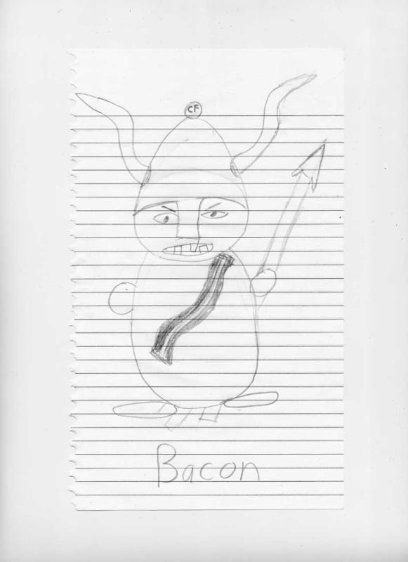 Mr.Bacon