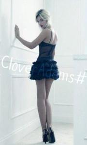 Clover Adams