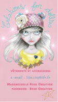 mademoiselle ROSE