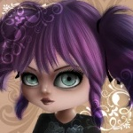 Purple Hanna