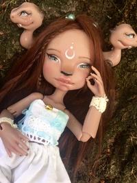 Yukikono's doll