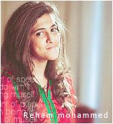 ريهام بنت محمد.