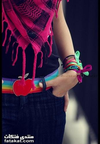 المراهقة الحزينة
