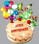 Bon anniversaire maryline84 3945716601