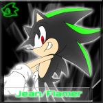 Jean The Hedgehog