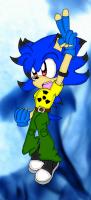 Zefire the hedgehog