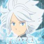 Glaciar Frozen