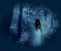 ملاك الجنة