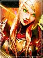 Galadriel Warlock