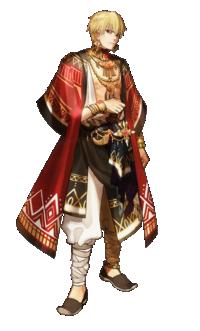 Gilgamesh Antonius D.
