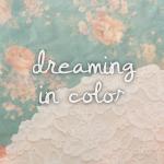 dreamingincolor