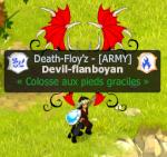 Devil-flanboyan