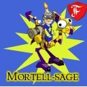Mortell-sage