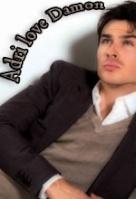 Adri love Damon