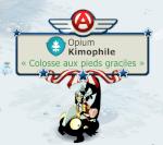 Kimophile