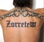 zorrete