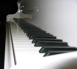 piano purple