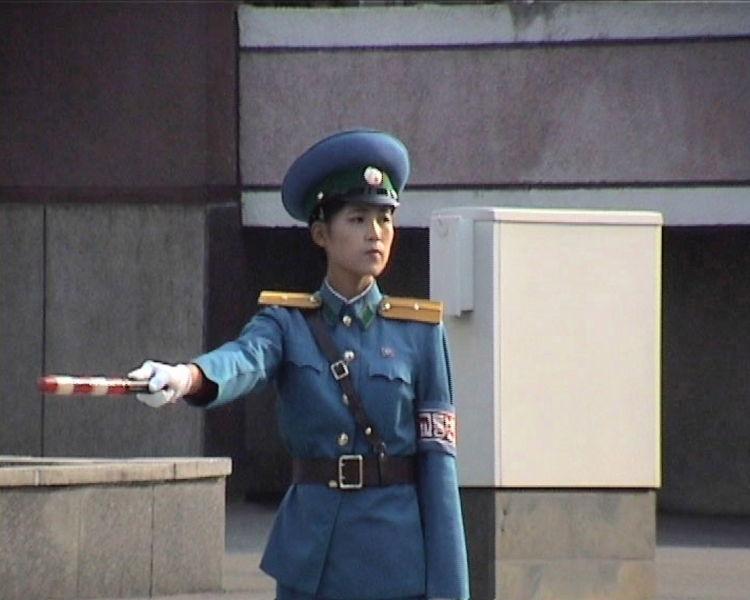 Pyongyang Robogirl