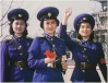 Still photo from the North Korean movie A Traffic Controller On Crossroads production date 1986