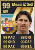 Messi iZ God
