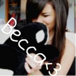 Becca.♥