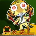 {prs}axel