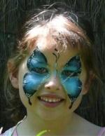 Petals Face Painting