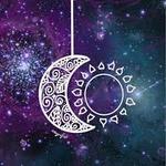 Lunar Wolf Art