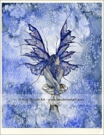 vv bleue