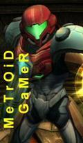 Metroid Gamer