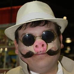 Hybrid Pig-Boy