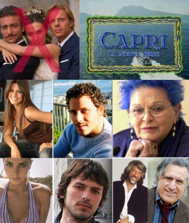 """Сериал """"Капри""""(Capri) 3 сезон"""