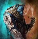 SmokingAngel