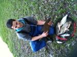 tonton de la pêche