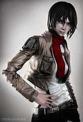 المديرة Mikasa Ackerman