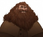 #Rubeus Hagrid