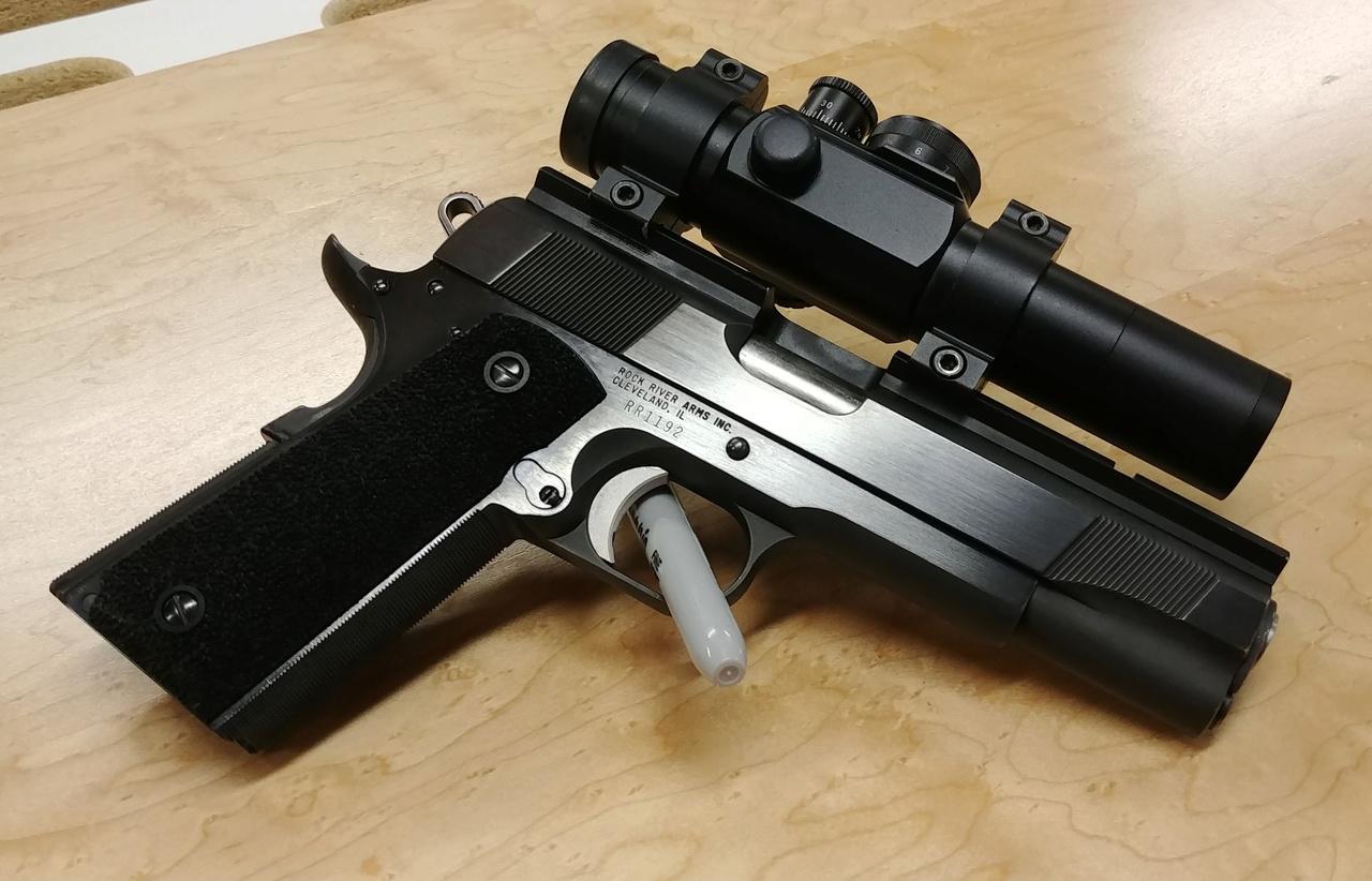 FS: RRA .45 Wadcutter Pistol 07201910