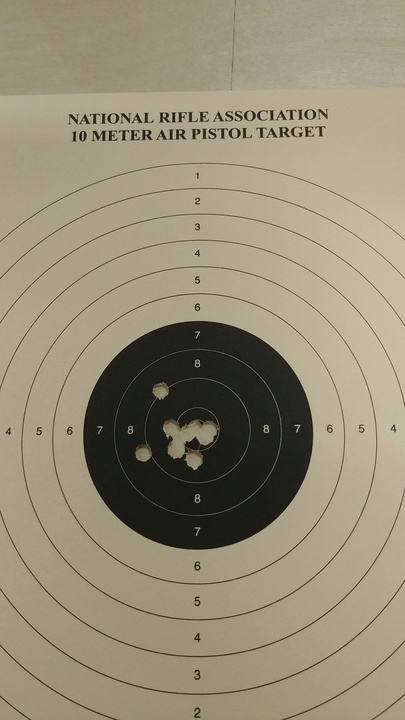 Did a Steyr LP50 help your timed/rapid shooting? 09291910