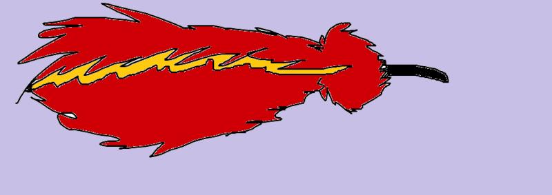 lightningowl feather