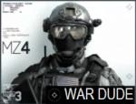 WAR DUDE