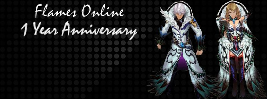 Flames Online Anniversary FB Cover Photo . 30568110