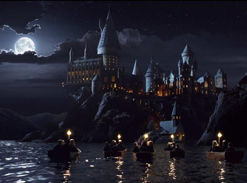 Officially Open! Welcome to Hogwarts! Hogwar10