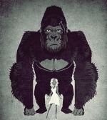 Gorilla Moderno