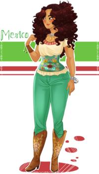 Maria Gracia/Nyo Mexico