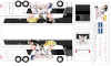 This is the special edition of the Van Hool, model TD925 Astromega. It sports Japanese configuration and the livery of the latest Sailor Moon series, Sailor Moon Sacrifice!