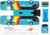 """Blu3Th1nk3r, this is dedicated to YOU!  This is the first bus to come out, and the second from the brand new fictional company, """"Tsukino Holidays""""!  Stay tuned for more """"Tsukino Holidays"""" buses!  Best Regards MegaMoonLiner"""