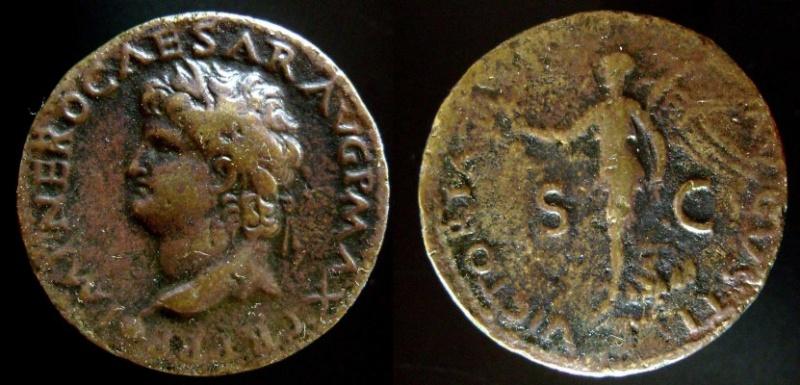 As de Vespasiano. S C /Spes Normal10_800x600