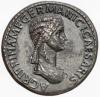 Monedas de Emperatrices Romanas Agripi11