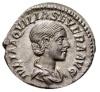 Monedas de Emperatrices Romanas Aquili10