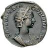 Monedas de Emperatrices Romanas Orbian10